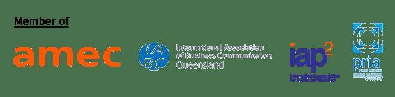AMEC IABC PRIA IAP2