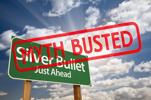 Myth Busted - Silver Bullet Busted - Communication Dividend