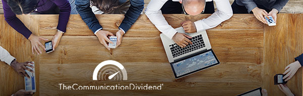 the communication dividend metrics